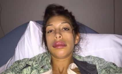 29 Farrah Abraham Pics That You Can Never, Ever Unsee