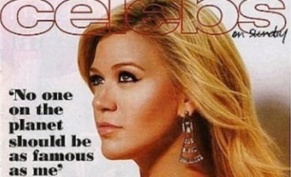 Kelly Clarkson Slams U.K. Publication for Misleading Cover, Quotes