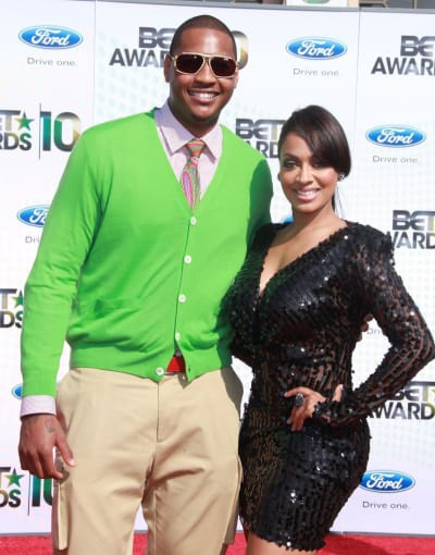 Carmelo and Lala
