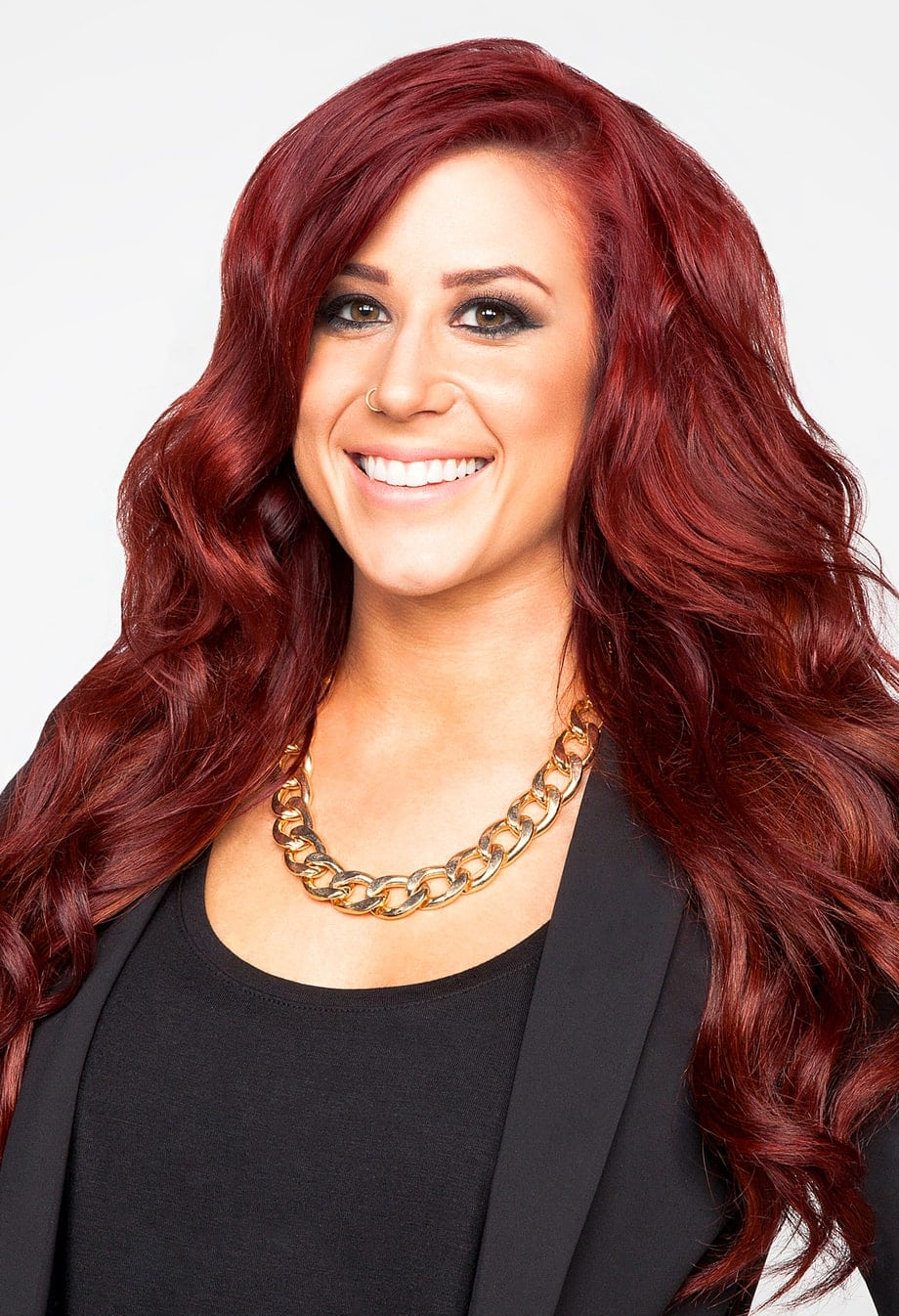 How To Get Chelsea Houska Red Hair Color Best Hair Color 2018