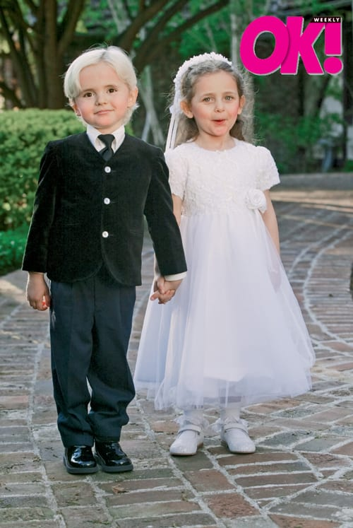 Paris and Prince Michael
