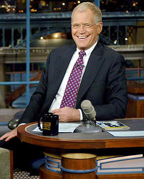 Late Show Host