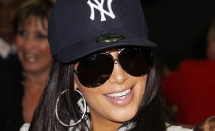 "Kim Kardashian & Kanye West: Kanoodling ""Like a Couple,"" Witness Says"