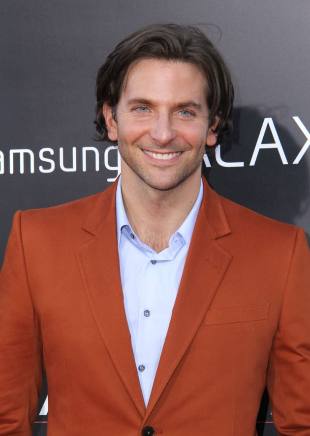 Bradley Cooper at Hangover Premiere