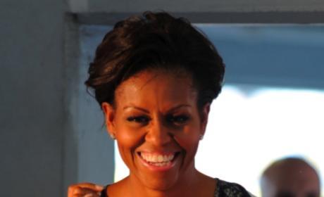 Beautiful Michelle Obama