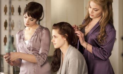 New Breaking Dawn Photos: Jacob vs. Rosalie! Bella's Wedding Day! More!
