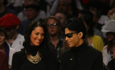 Prince and Girlfriend
