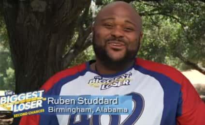 Ruben Studdard on The Biggest Loser: 21 Pounds Shed!