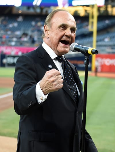 Dick Enberg Picture