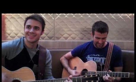 Kris Goes Acoustic