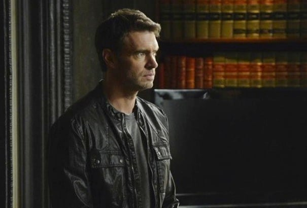 Scott Foley on Scandal