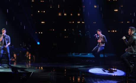 Restless Road on The X Factor
