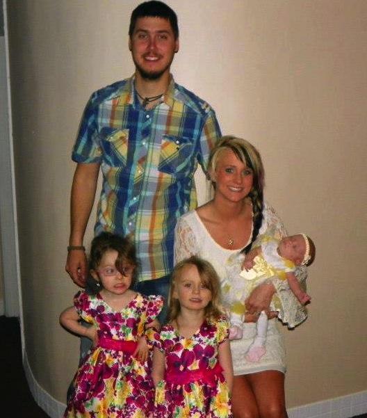 Leah Messer Calvert, Family