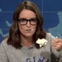 Tina Fey on Weekend Update