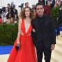 Rose Byrne and Bobby Cannavale at 2017 MET Gala