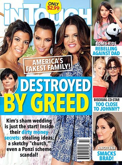 Kardashians Destroyed!