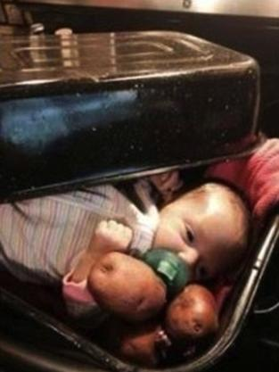 Roasting a Baby?