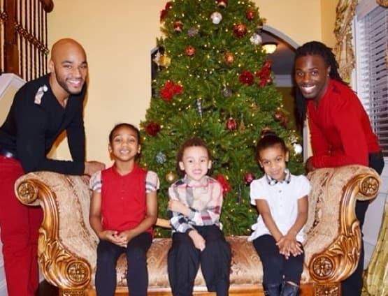 Kordale, Kaleb and Family