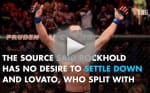 Demi Lovato: Totally Dating Luke Rockhold!
