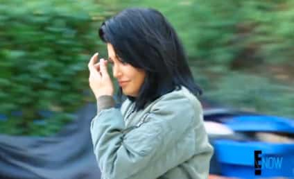 KUWTK Preview: Kylie Jenner Cries Over Tyga Because She's a Teen