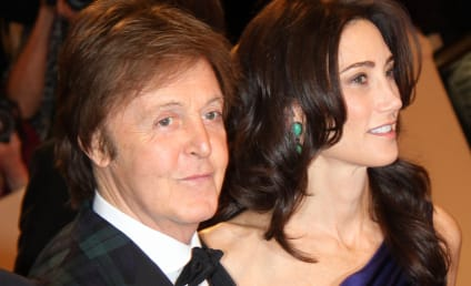 Nancy Shevell and Paul McCartney: Smooching, Dating
