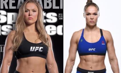 Ronda Rousey Shares Shredded Selfie Ahead of Amanda Nunes Fight