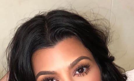 Kourtney Kardashian All Made Up