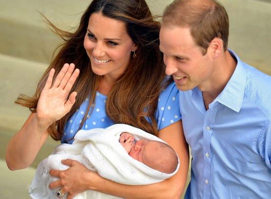 Kate Middleton and Princes