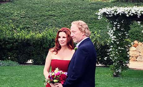 Melissa Gilbert and Timothy Busfield