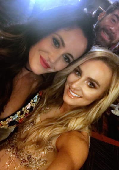 Jenelle Evans with Leah Messer