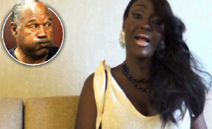Jazmena Jameson: O.J. Simpson Prison Girlfriend, HIV Positive Transsexual?!
