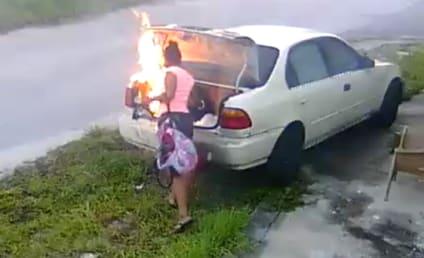 Florida Woman Seeks Revenge on Ex, Sets Wrong Car on Fire