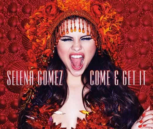 Selena Gomez Single Cover