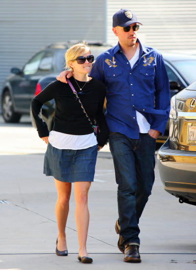 Reese Witherspoon, Husband