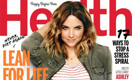 Ashley Benson Health Cover
