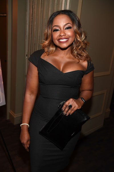 Phaedra Parks at a Screening