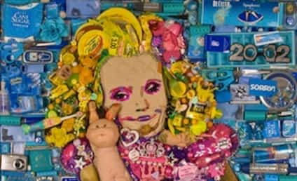 Honey Boo Boo Made of Trash: An Actual Piece of Art