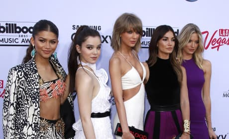 Taylor Swift and Friends