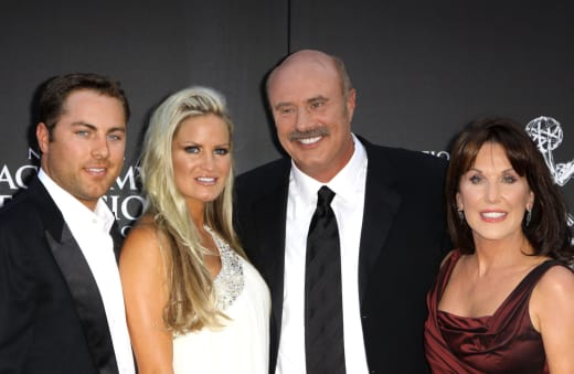 Son of Dr  Phil Marries Playboy Bunny - The Hollywood Gossip