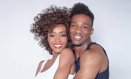 Yaya DeCosta as Whitney Houston: First Look!