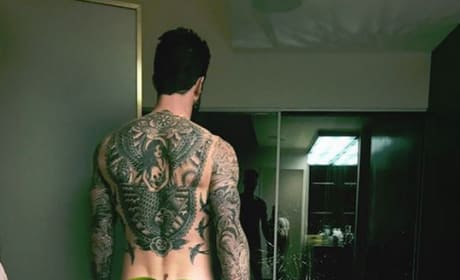 Adam levine naked opinion
