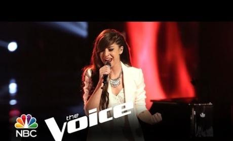 Christina Grimmie - Hold On, We're Going Home (The Voice)
