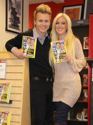 Spencer and Heidi Montag Picture