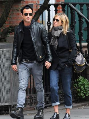 Jennifer Aniston and Justin Theroux Picture