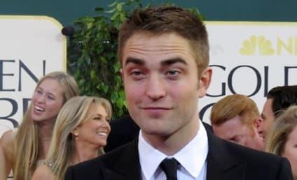 "Robert Pattinson Plots Return to American Soil, ""Sit Down"" with Kristen Stewart"