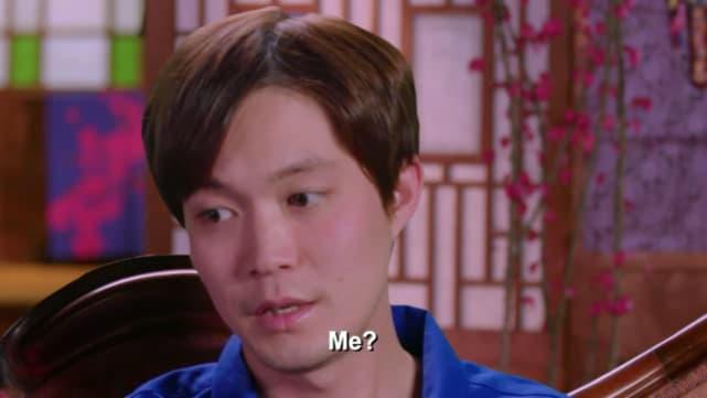 Jihoon no ve el gran problema