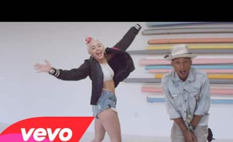 """Pharrell Williams (Ft. Miley Cyrus) - """"Come Get It Bae"""""""