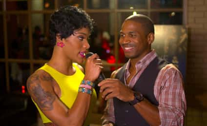 Stevie J and Joseline Hernandez Defend Love & Hip Hop: Atlanta Premiere