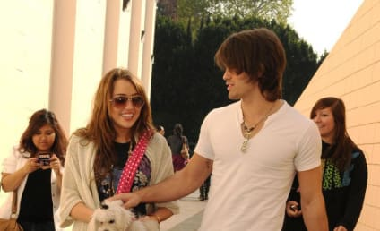 Justin Gaston: Endorsed by Billy Ray Cyrus!