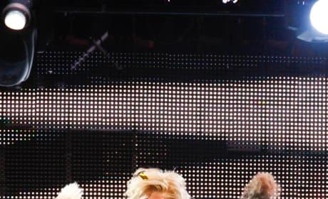 Ke$ha in Madrid